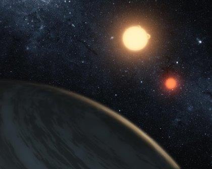 Ученые нашли рекордно далекий от звезды «татуин» в созвездии лебедя