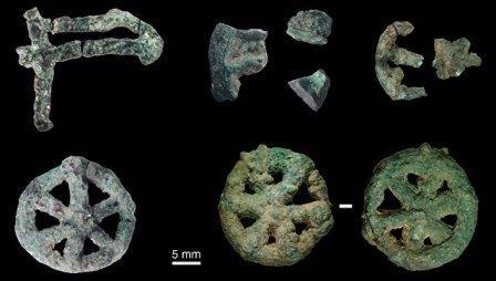 Ученые нашли в пакистане древнейшие следы металлургии на планете
