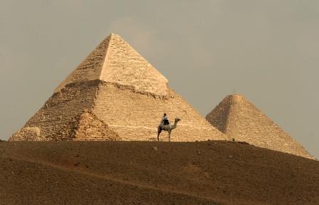 Ученые нашли внутри пирамиды хеопса потайную комнату