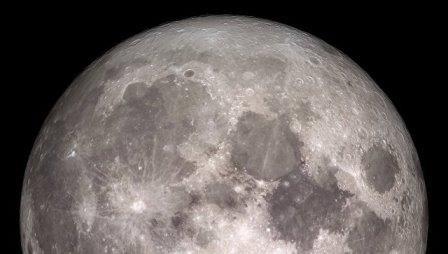 Ученые получили новые данные о возможном присутствии воды на луне