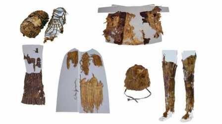 Ученые раскрыли секрет одежды «ледяного человека»