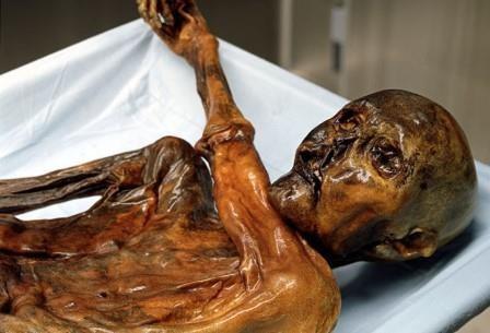 Ученые рассказали о происхождении «ледяного человека» эци
