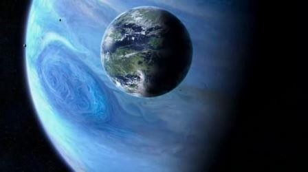 Ученые разглядели взрывы на экзопланете глизе-581g