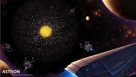 Ученые: разумная жизнь будет найдена не раньше чем через 1500 лет