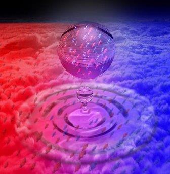 Ученые создали самые маленькие капли жидкости во вселенной