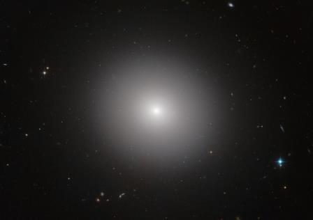 Ученые узнали о старении массивных галактик