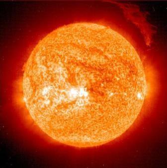 Ученые заявили об исчезновении пятен на обращенной к земле стороне солнца