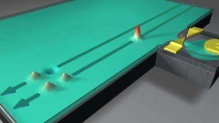 Ученым удалось увидеть процесс фракционирования электрона