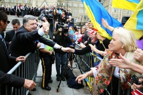 Украина иканада подписали соглашение озоне свободной торговли - «экономика»