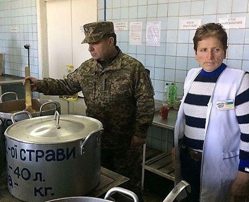 Украинским военным предложат молочную диету вместо мяса - «экономика»