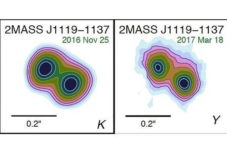 Уникальную «двойную планету» спутали с обычным коричневым карликом