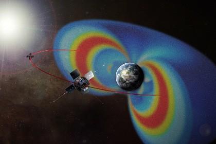 Установлено, за счет чего ускоряются частицы в радиационном поясе земли