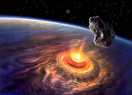 В астероиде обнаружены уникальные клеточные соединения