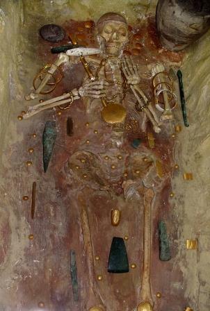 В болгарии найдено самое древнее изделие из золота