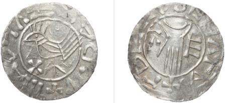 В дании найден клад х века