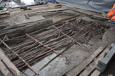В дании обнаружили отпечатки ног рыбаков каменного века