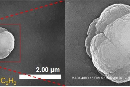 В nasa воссоздали межзвездную пыль, из которой образуются планеты