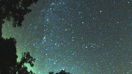 В ночь на воскресенье прольется «звездный дождь» персеид