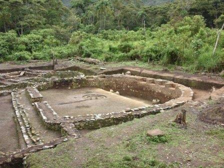В перу обнаружен древний храм