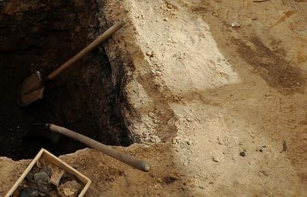 В приднестровье археологи обнаружили чашу с древнейшим в европе родовым знаком скифов