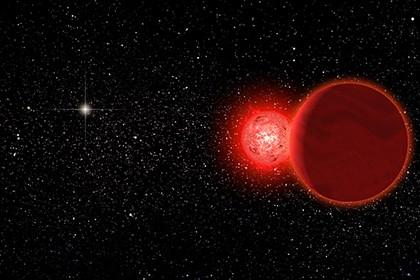 В солнечной системе 70 тысяч лет назад находились две звезды