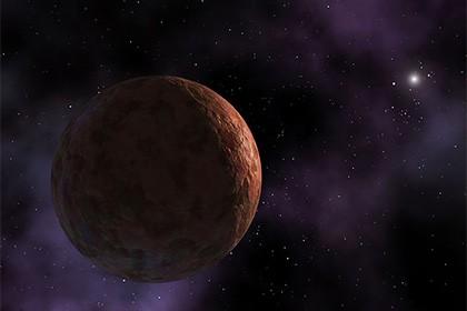 В солнечной системе обнаружена планета x