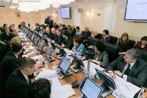 В совете федерации прозвучала тема томинского гока - «челябинская область»