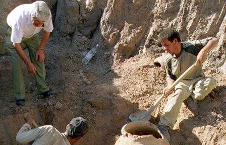 В таджикистане археологи обнаружили захоронения эфталитов — народа с загадочной историей
