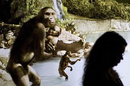 Важную роль в эволюции человека сыграла борьба за родники