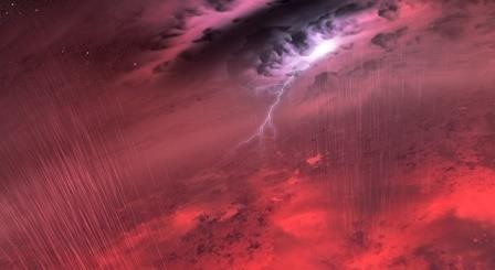Водяные облака нашли за пределами солнечной системы