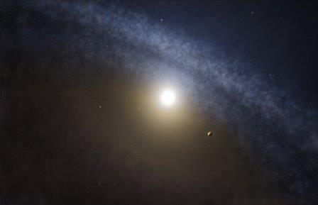 Вокруг четырех молодых звезд недавно образовались экзопланеты