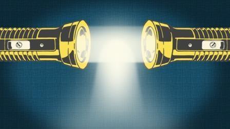 Запутанные фотоны — основа совершенно новой формы света