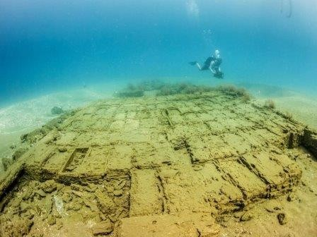 Затонувший испанский корабль xvii века найден у берегов панамы