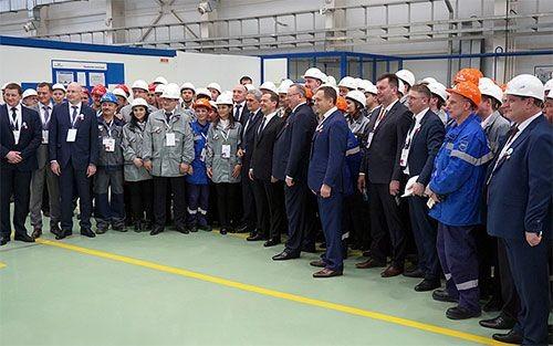 Завод «транснефти» в челябинске обрел «голос» с «мегафоном» - «челябинская область»