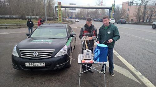 «Зеленый патруль» обнаружил превышение пдк формальдегидов в воздухе в районе капотня москвы