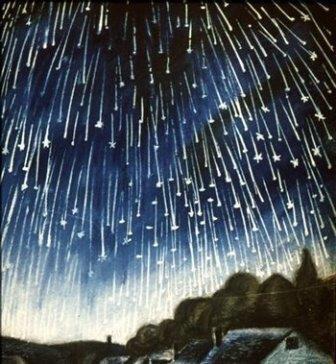 Жители забайкалья увидят 6 мая звездопад, а 24 мая — остатки звездного шторма
