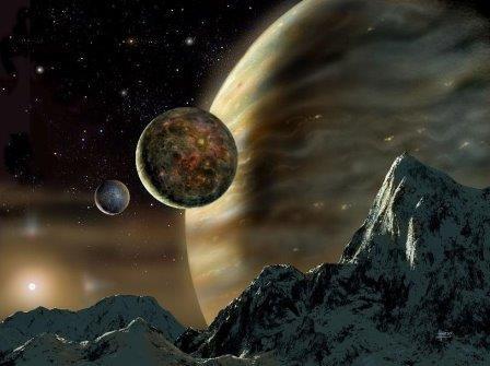 Жизнь на экзопланетах выдадут газы