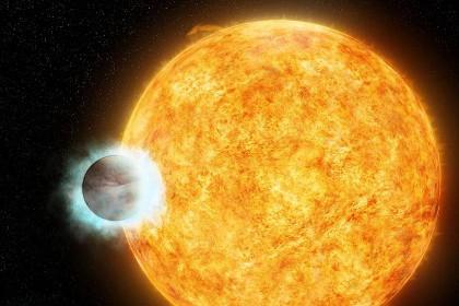 Жизнь во вселенной связали со звездами летящими на околосветовых скоростях