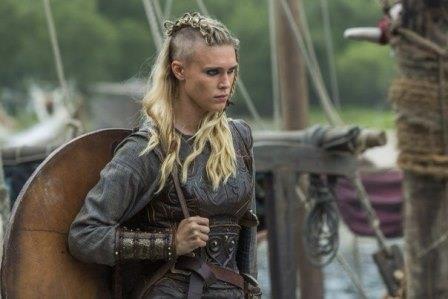 Знаменитый викинг х века оказался женщиной