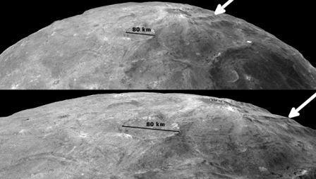 Зонд наса нашел новые следы подземного океана на спутнике плутона